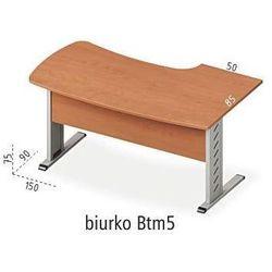 Biurko narożne Btm5