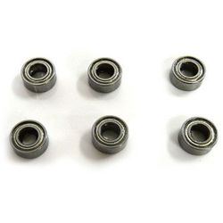 Ball Bearings 10x5x4 6p - 31044