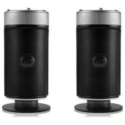 Głośniki OMEGA Speakers 2.0 OG-14W Metal (42725) Czarny
