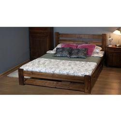 Łóżko sosnowe Kati 120x200