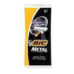 Maszynka do golenia BIC Metal 5 sztuk