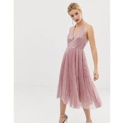 2f68c5ca12 suknie sukienki asos kopertowa sukienka z paskiem od ...