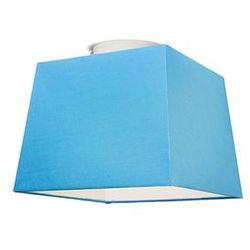 Plafon Ton 30 kwadratowy jasnoniebieski