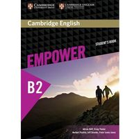 Cambridge English Empower Upper Intermediate Students Book (opr. miękka)