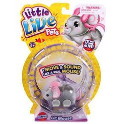 Mówiące zwierzątko - Myszka Pieszczoszka - Little Live Pets