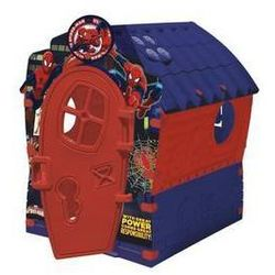 Domek dla dzieci Marian Plast Spiderman Czerwony/Niebieski