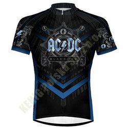AC/DC Black Ice - koszulka rowerowa PRIMAL - UNIKAT! OSTATNIE SZTUKI!