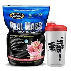 GASPARI NUTRITION Real Mass Probiotic 5,4kg + SHAKER