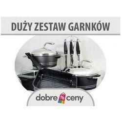 Garnki ceramiczno-marmurkowe D`SPHERE HOME ENGLAND