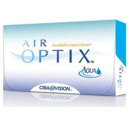 Soczewki Air Optix™ Aqua 3szt