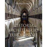 Historia architektury europejskiej (opr. twarda)