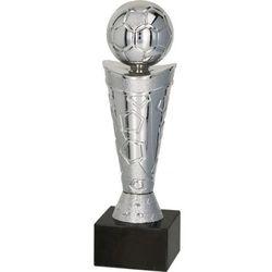 Puchar srebrny plastikowy piłka nożna