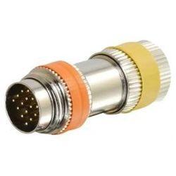 RapidRun Multi-Format (pomaran czowy) Runner to PC (z ól ty) 15-pin Din Adapter