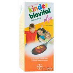 Kinder Biovital Płyn multiwitamina 650ml