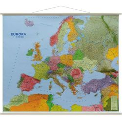 Europa mapa ścienna 1:4 700 000