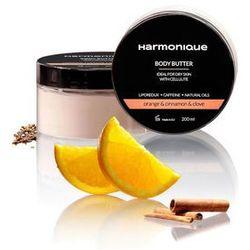 Harmonique Masło do ciała Pomarańcza & Cynamon & Goździk 200 ml