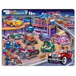 Puzzle Samochody 58