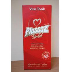 Plusssz Gold Vital Tonik 900 ml