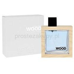 Dsquared2 He Wood Ocean Wet Wood woda toaletowa dla mężczyzn 100 ml + do każdego zamówienia upominek.