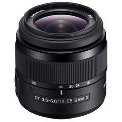 Sony 18-55 mm f/3.5-f/5.6 DT SAM II (SAL18552)