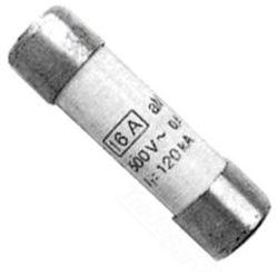 ETI Wkładka topikowa cylindryczna 10x38 16A