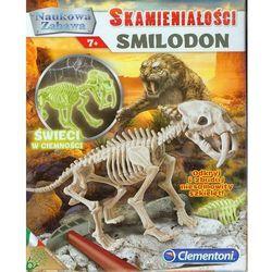 Zabawka CLEMENTONI Skamieniałości Smilodon