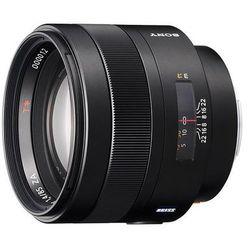Sony 85 mm f/1.4 ZA Carl Zeiss Planar T* (SAL85F14Z.AE) Dostawa GRATIS!