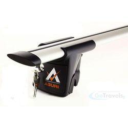 Bagażnik Aguri Runner na relingi zintegrowane AUDI A4 B8