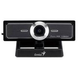 Kamera internetowa Genius WideCam F100 Full HD (32200312100) Czarna