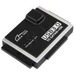 Konwerter adapter Media-Tech USB 3.0 do HDD SATA/IDE MT5100