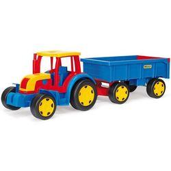 Wader Gigant Traktor z przyczepą