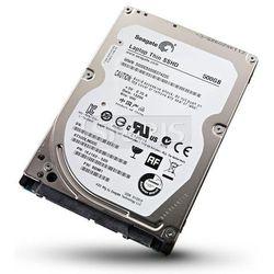 Dysk twardy Seagate ST500LM000 - pojemność: 0,5 TB, cache: 32MB, SATA III, 5400 obr/min