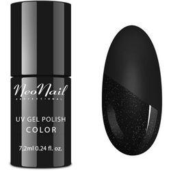 NEONAIL TOP GLOW SILVER 7,2ML