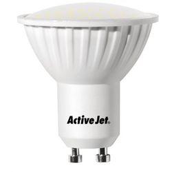 ActiveJet Żarówka LED 4,5W GU10, SMD AJE-S6010W