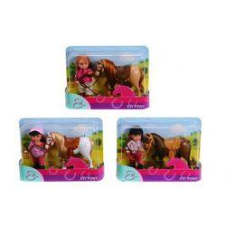 Lalka SIMBA Evi z Pony 105737464