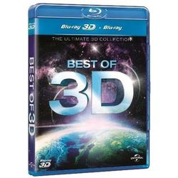 The Best Of 3D (Blu-ray)