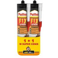 Klej montażowy FIX EXTREME POWER 2 x 385 g PATTEX