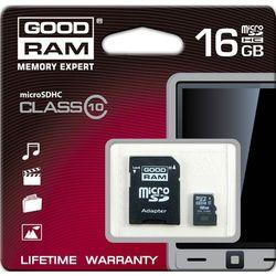 GOODRAM microSDHC 16GB class 10 UHS-I