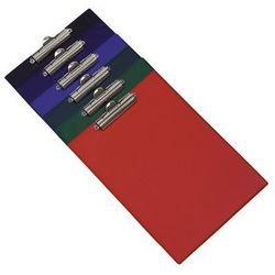 Clipboard deska z klipem, format A4, granatowa