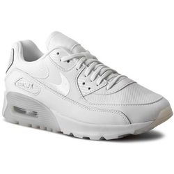 Buty NIKE - W Air Max 90 Ultra Essential 724981 102 White/White/Pure platinum