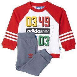 Dres adidas ORIGINALS I YWF Crew Kids AY8554