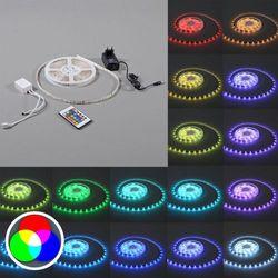 Elastyczna taśma LED RGB IP20 10 metrów