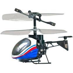 Helikopter zdalnie sterowany I/R Nano Falcon /biało-niebieski