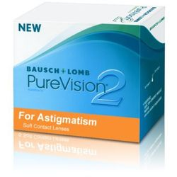 Bausch&Lomb Purevision 2 Nigh & Day TORIC 6 szt