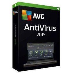 Program AVG AntyVirus Soft (3 użytkowników; 1 rok)