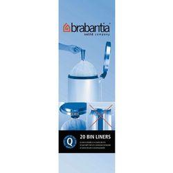 Brabantia - Worki na śmieci - Rozmiar Q – 18L - 20 szt