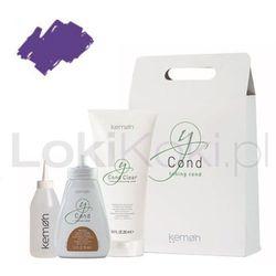 Yo Cond Light Violet zestaw koloryzująco - pielęgnujący fiolet 150ml+250 ml Kemon