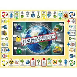 Recycling Gra edukacyjna