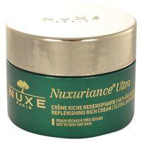 Nuxe Nuxuriance Ultra Replenishing Rich Cream 50ml W Krem do twarzy Tester do skóry suchej