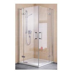 Drzwi Kermi Gia XP 75x200cm wahadłowe z polem stałym lewe GXESL075201PK